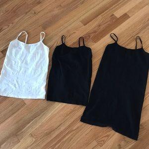 Tops - Stretchy cami bundle